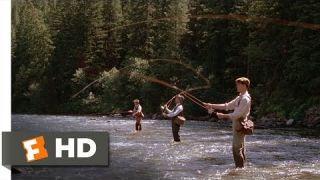 Там где течет река...